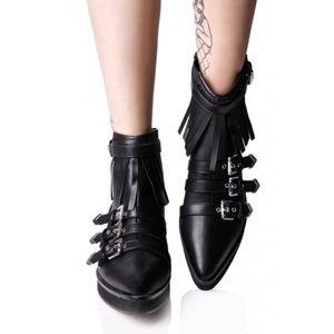 ✌🏻⭐️New! Matisse Turner Fringe moto boots! ⭐️✌🏻